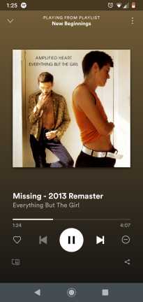 Missing - Everything But The Girl